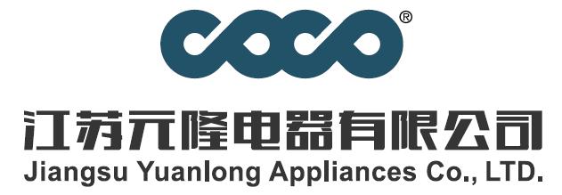 江苏元隆电器有限公司的LOGO
